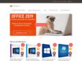 Détails : Vente de clés d'activation de systèmes d'exploitation Windows