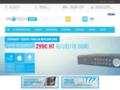 Détails : Boutique en ligne Protech Shop, expert en vidéosurveillance. - Protech Shop
