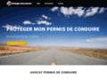 recuperation points permis conduire sur www.proteger-monpermis.fr
