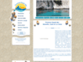 Provence kayak mer