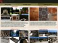 Taille de pierre, Matériaux Anciens et Carrelages Anciens à l'Isle-sur-la-sorgue, vaucluse