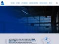 Détails : PSD Plastiques: toiture en polycarbonate alvéolaire