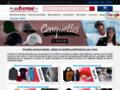 Détails : Cadeaux d'affaires, objets et vêtements promotionnels