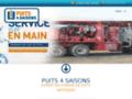 Détails : PUITS ARTÉSIENS - Forage De Puits, Installation Réparation Pompes