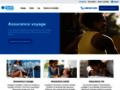 assurance accident sur www.qc.croixbleue.ca