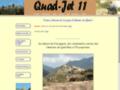 Venez découvrir le pays Cathare en Quad !
