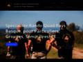 Quad randonnée pays Basque - Quad E Nature
