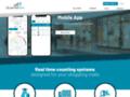 Détails : Spécialise des systèmes de comptage de visiteurs