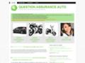 Détails : question assurance auto