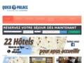 hotel poitiers futuroscope sur www.quickpalace.com
