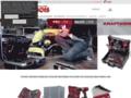 Quincaillerie Dubois: gamme de servante outils