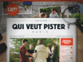 Nouveau: QuiveutpisterParis dépoussière les visites guidées à Paris