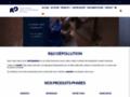 Détails : équipementier pour le traitement des eaux usées