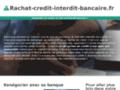 Détails : http://rachat-credit-interdit-bancaire.fr