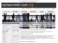 Détails : Rachat credit
