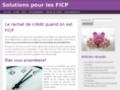 Détails : Rachat de crédit ficp en ligne