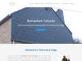 Détails : Ramackers Toitures : Réparation de toiture à Liège