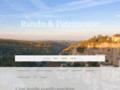 site http://www.randoetpatrimoine.fr