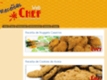 Receitas - Web Chef
