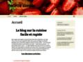 Détails : la cuisine simple