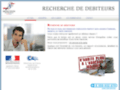 www.recherchededebiteurs.com