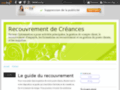 site http://recouvrement-de-creances.over-blog.com/