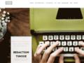 Détails : redaction web tunisie