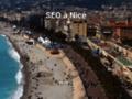 Référencement naturel à Nice