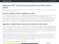 Détails : Tout sur le référencement web