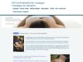 Description : Cécile Page massage et réflexologie