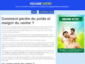 Diet Loris Vitry : Perdre du ventre