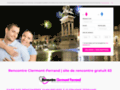 Comment faire une rencontre sur un site de rencontre à Clermont-Ferrand ?