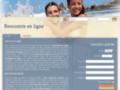 Détails : Rencontre en ligne de qualité avec Rencontreenligne.biz