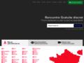 Détails : La rencontre gratuite entre célibataires