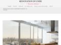 Détails : Ducher rénovation appartement Lyon
