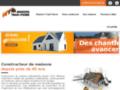 Capture du site http://www.renovation-maisons-orleans.fr