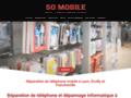 réparation téléphone mobile Lyon