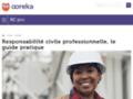assurance responsabilite civile professionnelle sur responsabilite-civile-professionnelle.comprendrechoisir.com