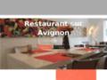 Restaurant le Médiéval Gard - Rocheford du Gard