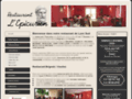 Restaurant L'Epicurien gastronomique sur Lyon