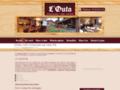 Détails : L'Outa, restaurant, bars à vins, salon de thé et décoration aux Gets