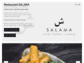 Détails : Restaurant à Saint-Tropez : Le Salama