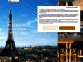 tour eiffel sur www.restaurants-toureiffel.com