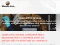 Détails : Restauration de tableaux Bruxelles