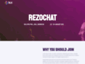 chat gratuit sans inscription sur www.rezochat.com