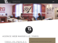 Détails : RG Design - Votre agence de communication web à Marseille