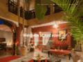 Détails : Hôtel de luxe à Marrakech