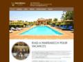 Détails : Villa Marrakech