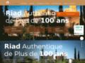 Voir la fiche détaillée : Riad marrakech pas cher