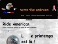 Détails : Ride American